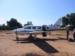 Airstrip Mana Pools